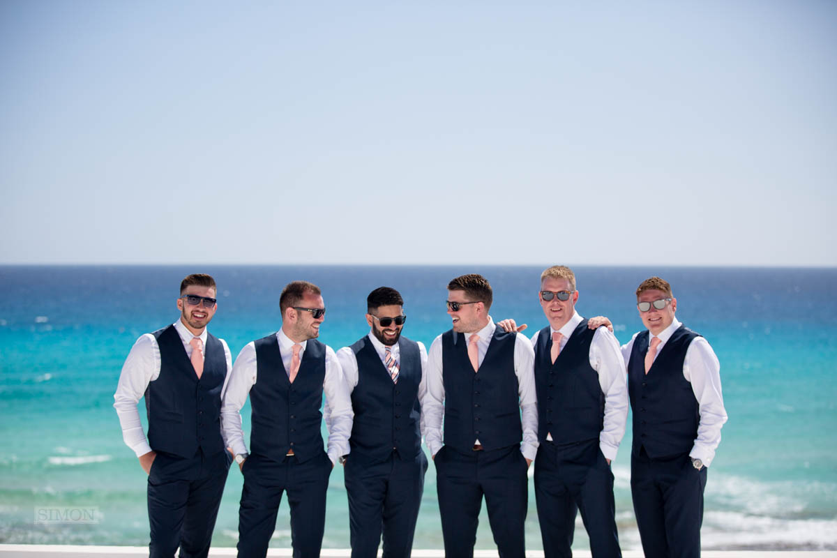 Destination Wedding Photographer in Formentera Spain